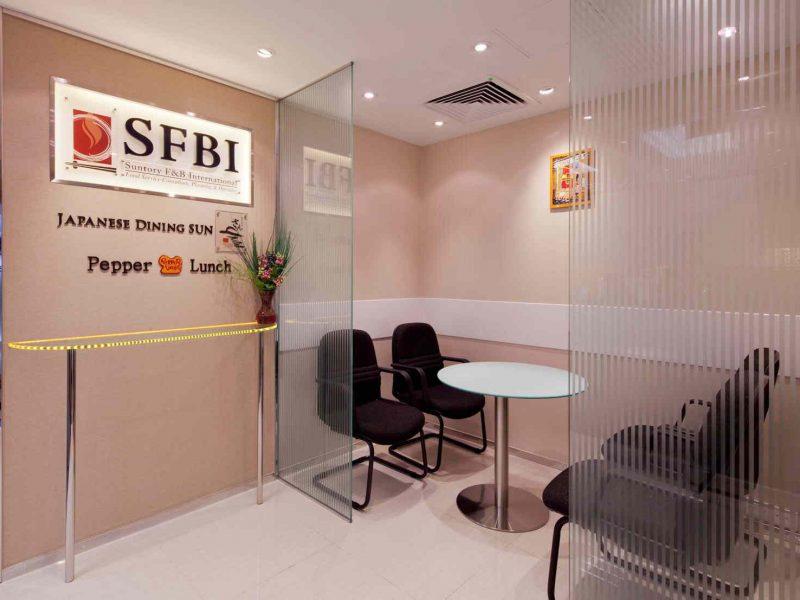 SFBC (HK) Office